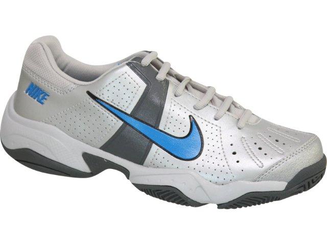 Tênis Masculino Nike Mystic 326000-041 Cinza/azul