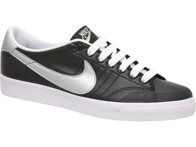 Tênis Masculino Nike All Court 318538-001 Preto/cinza