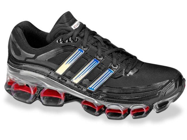 Tênis Masculino Adidas Lonestar 174661 Preto/vermelho