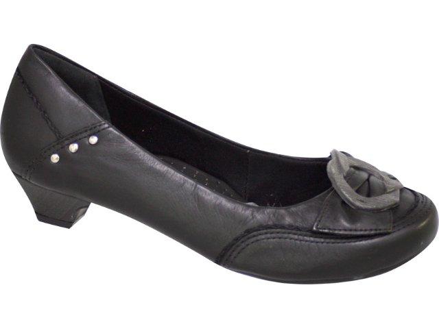 Sapato Feminino Campesi 1131 Preto