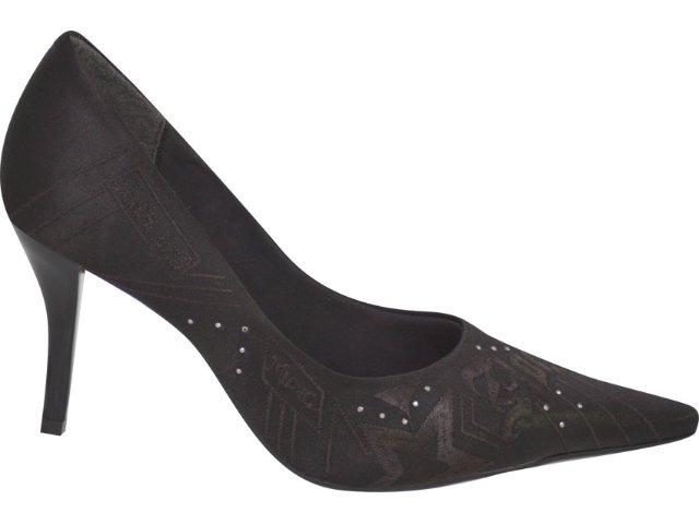 Sapato Feminino Vizzano 1109510 Preto