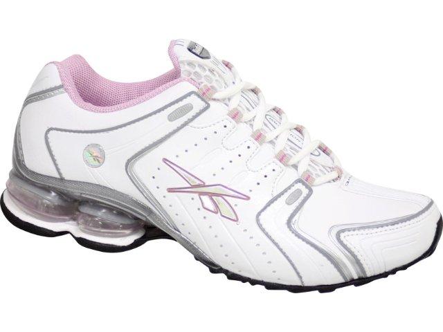 Tênis Feminino Reebok Impulsion Branco/rosa
