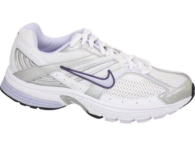 Tênis Feminino Nike Air Alariss 344104-1 Branco/lilas