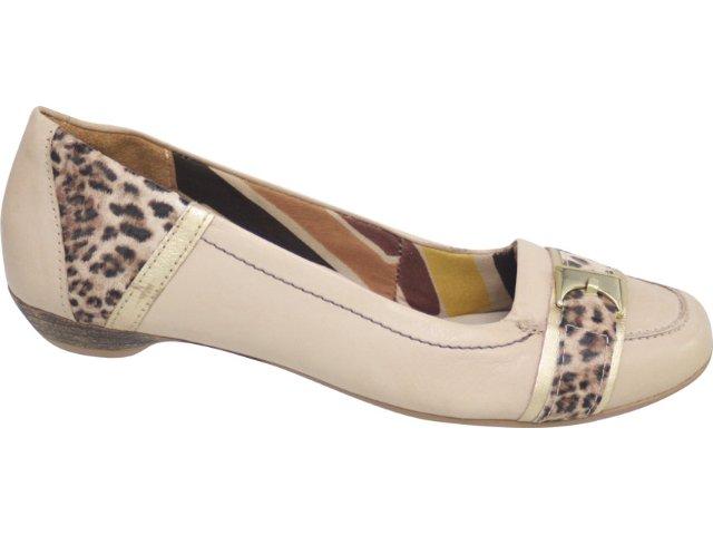 Sapato Feminino Campesi 1222 Avelã
