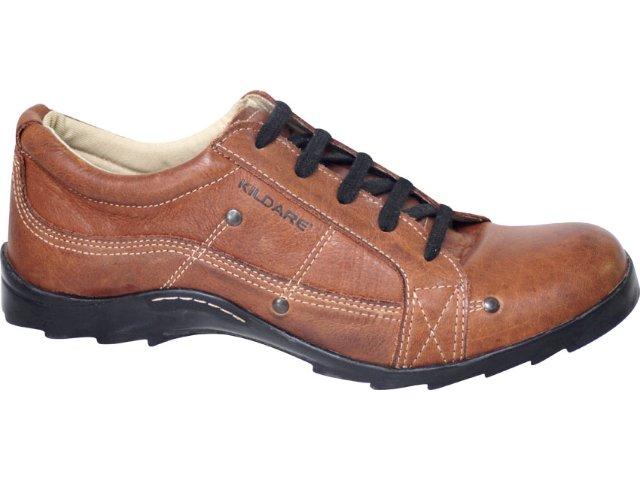 Sapato Masculino Kildare Al6901 Marrom