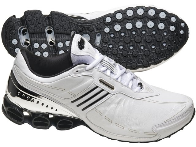 Tênis Masculino Adidas Hyperbounce 035151 Branco