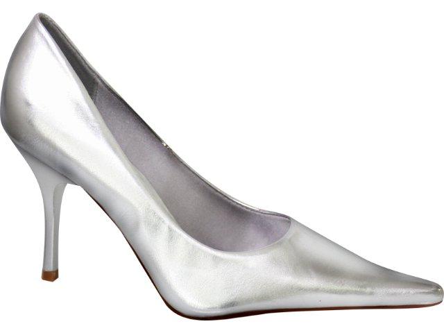 Sapato Feminino Vizzano 1125200 Prata