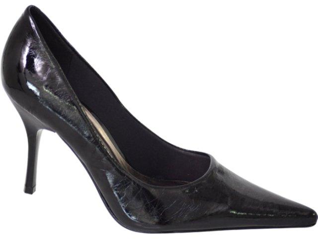 Sapato Feminino Vizzano 1125200 Preto