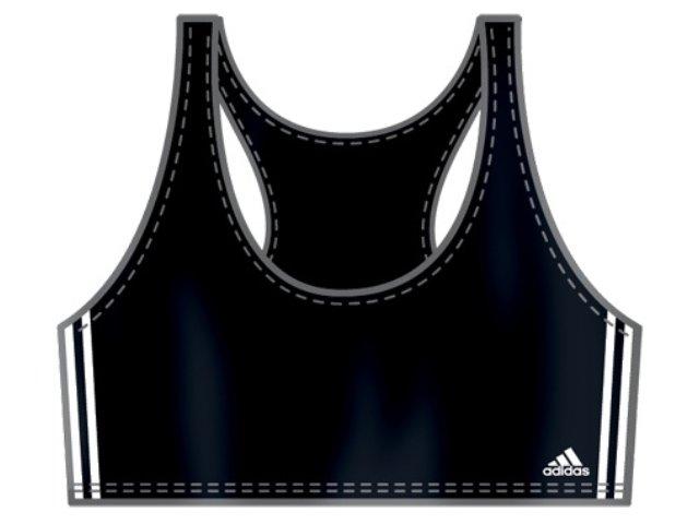 Top Feminino Adidas 859944 Preto