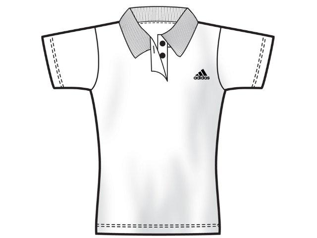 T-shirt Feminino Adidas 474716 Branco
