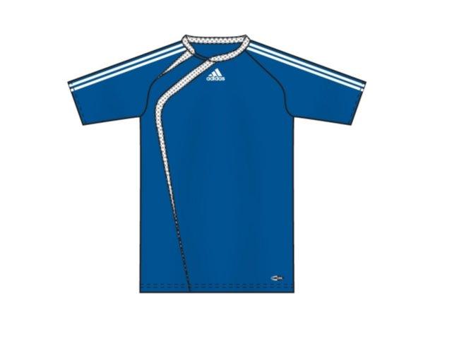 Camiseta Masculina Adidas 891680 Azul