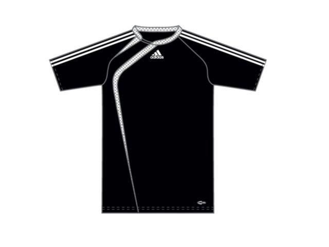 Camiseta Masculina Adidas 891622 Preto