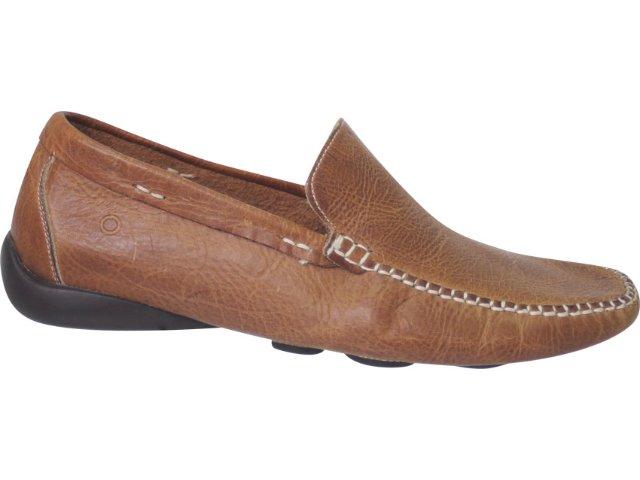Sapato Masculino Democrata 327009 Cacau