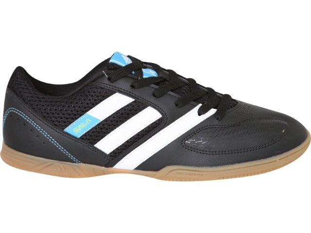 Tênis Masculino Adidas Adisala G25649  Preto/branco