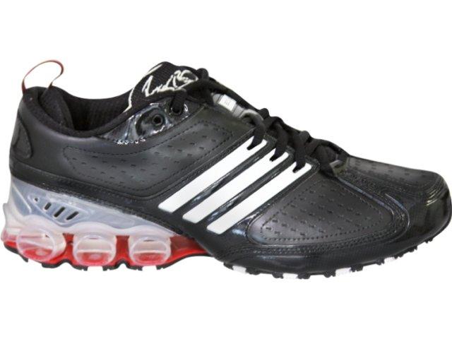 Tênis Masculino Adidas Microbounce G08638 Preto/branco