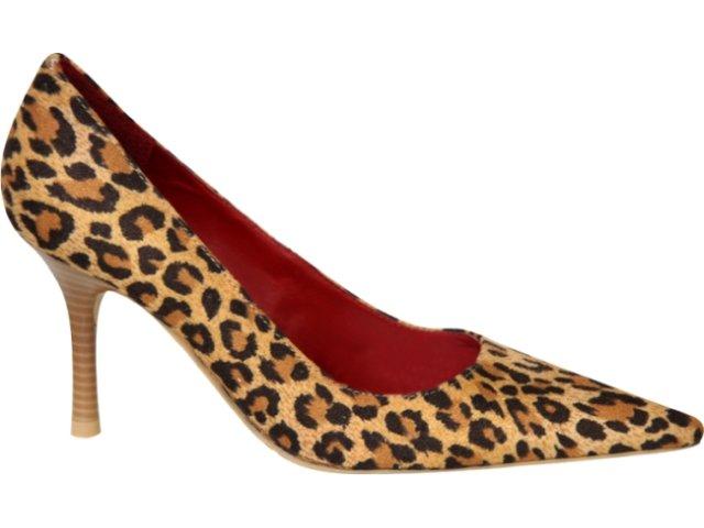 Sapato Feminino Top Vision 2140712 Tigresa
