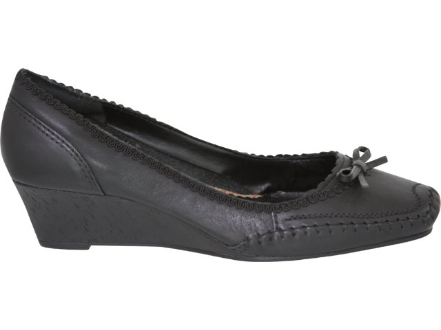 Sapato Feminino Dakota 0432 Preto