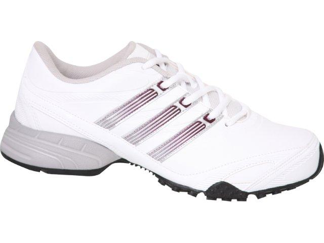 Tênis Feminino Adidas Shilloh G29266 Bco/prt/ros