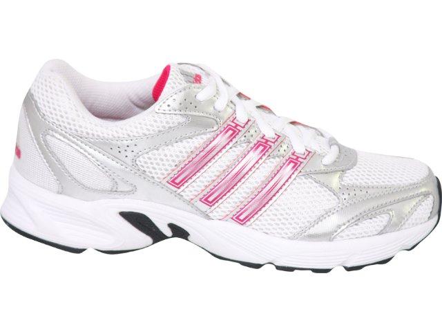 Tênis Feminino Adidas Vanquish G09411 Bco/prt/ros