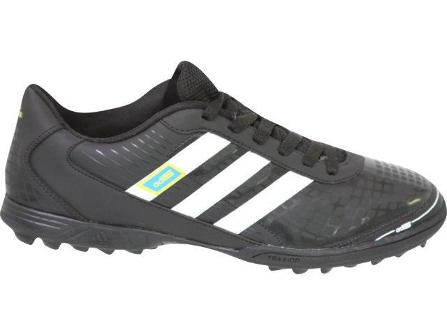 Tênis Masculino Adidas Aditurf G25651 Preto/branco