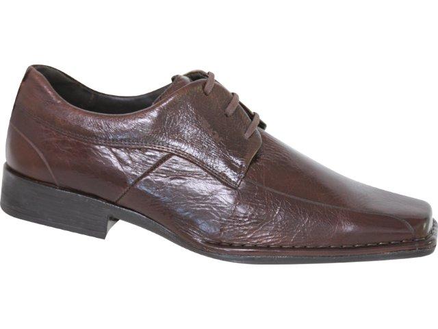 Sapato Masculino Ferracini 4272 Café