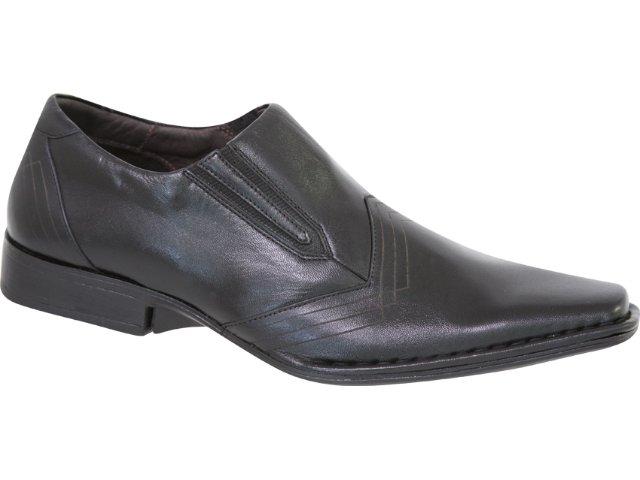 Sapato Masculino Ferracini 3465 Preto