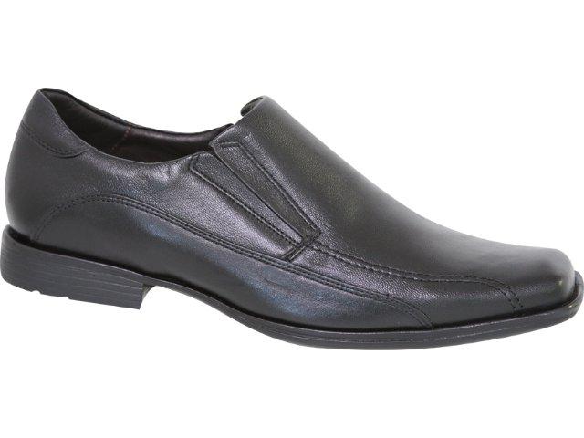 Sapato Masculino Ferracini 2876 Preto