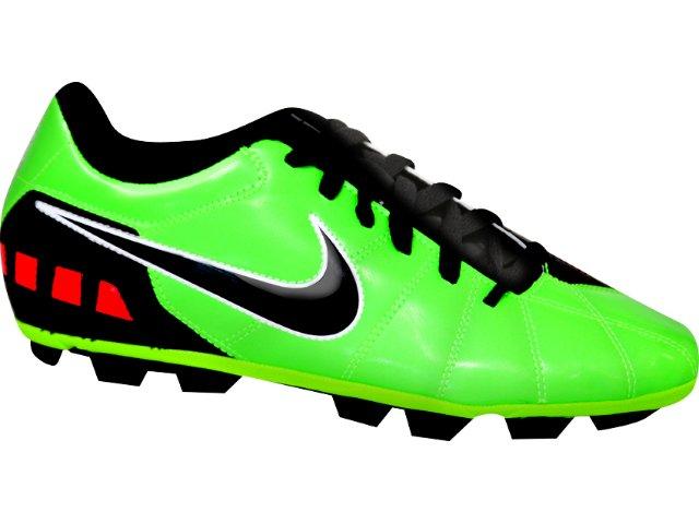 Chuteira Masculina Nike Exacto 385417-306 Verde