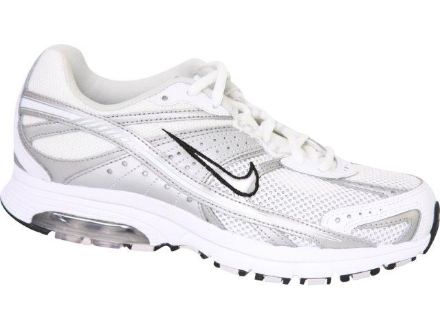 Tênis Feminino Nike Wmns Air M363318-101 Branco/prata