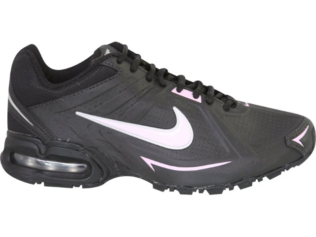 Tênis Feminino Nike Air Spear 390700-001 Preto/rosa