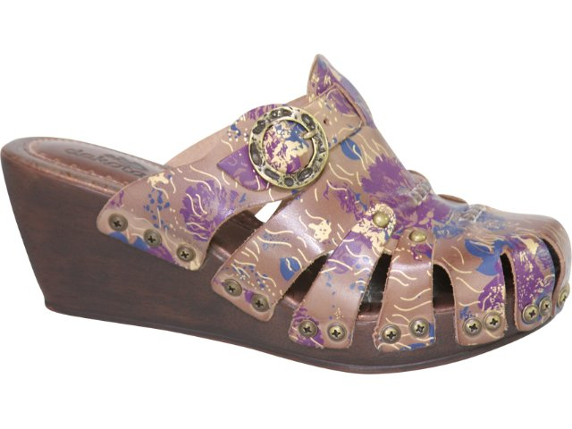 Tamanco Clog Feminino Dakota 1742 Color