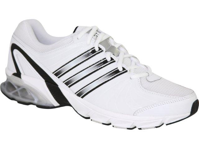 Tênis Masculino Adidas Macula G09389 Branco/preto