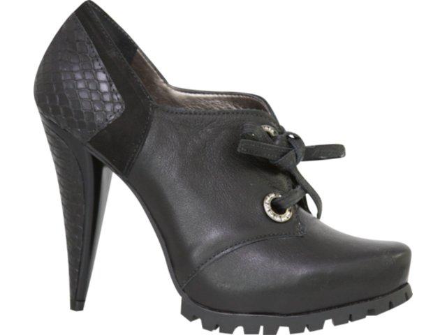 Sapato Feminino Tanara 1091 Preto