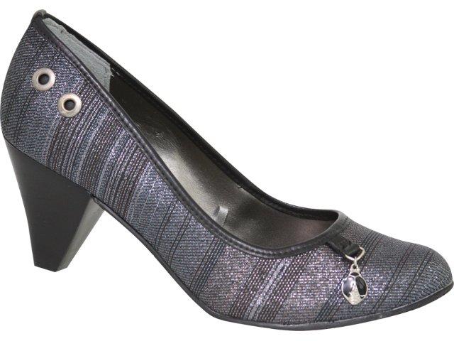 Sapato Feminino Cravo e Canela Cravo & Canela 58020/0810 Preto
