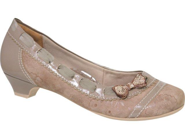 Sapato Feminino Campesi 1371 Rato