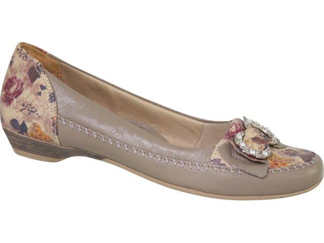 Sapato Feminino Campesi 1313 Avelã