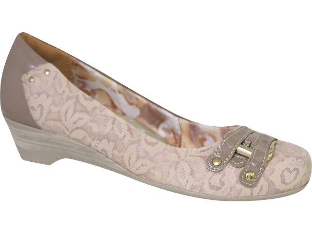 Sapato Feminino Campesi 1323 Avelã