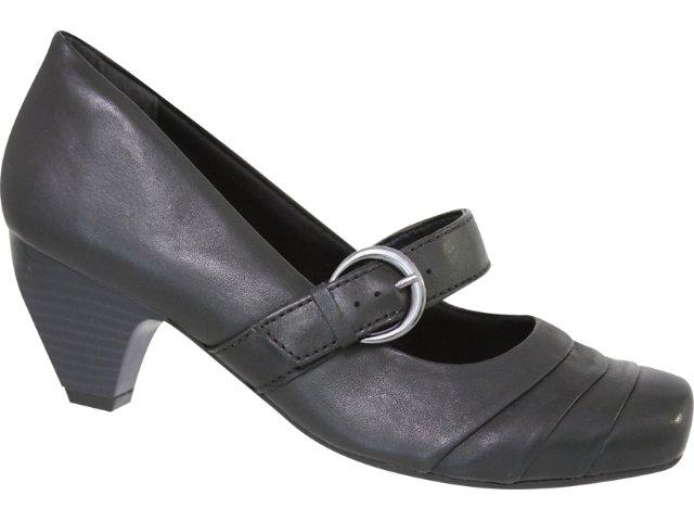 Sapato Feminino Campesi 1391 Preto