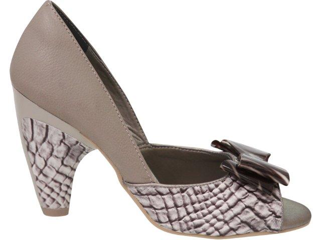 Sapato Feminino Tanara 0851 Rato