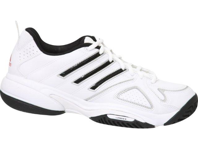 Tênis Masculino Adidas Court Ace G18416 Branco/preto
