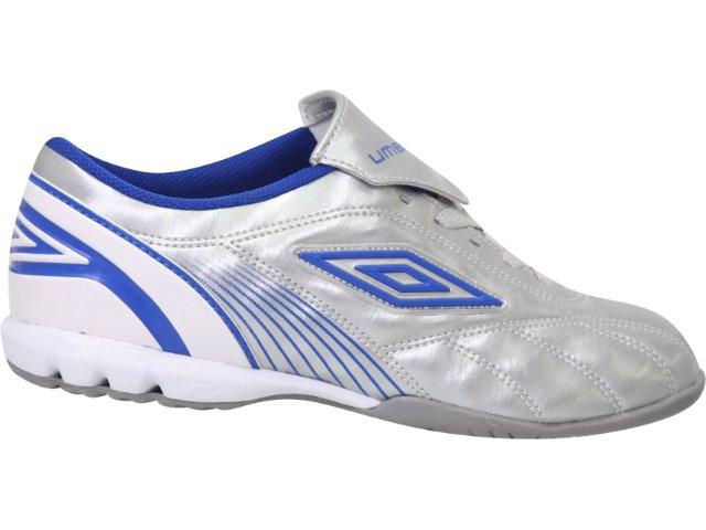 Tênis Masculino Umbro sb 10105 Prata/azul