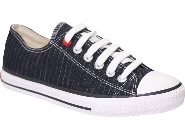 Tênis Feminino Coca-cola Shoes C01001005 Azul