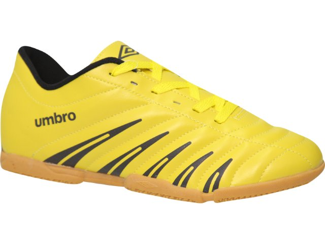 Tênis Masculino Umbro Prime 10106 Amarelo/preto