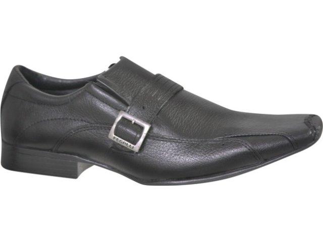 Sapato Masculino Fegalli 1025 Preto