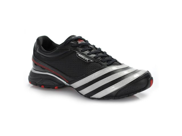 Tênis Masculino Adidas Modulate G29006 Preto/prata