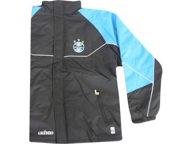 Parka Masculina Grêmio 62085 Preto/azul