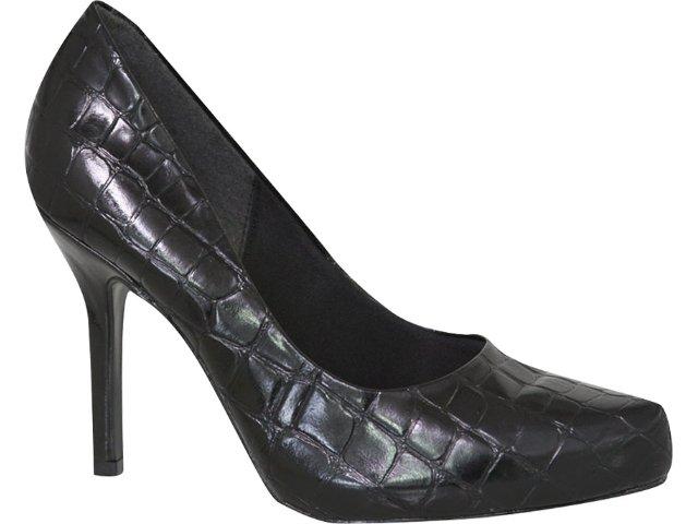 Sapato Feminino Vizzano 1043100 Preto
