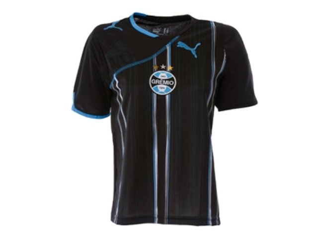 T-shirt Feminino Grêmio C5069f Preto