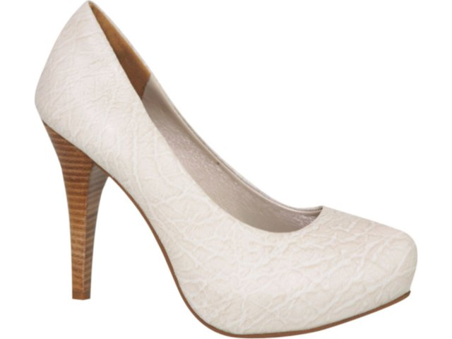 Sapato Feminino Tanara 1672 Fibra