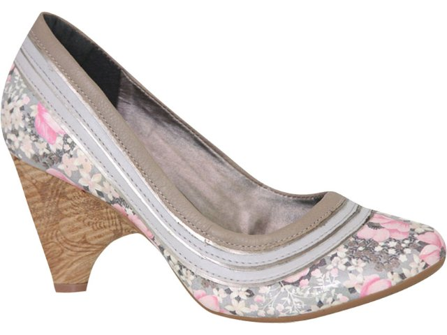 Sapato Feminino Tanara 1213 Color